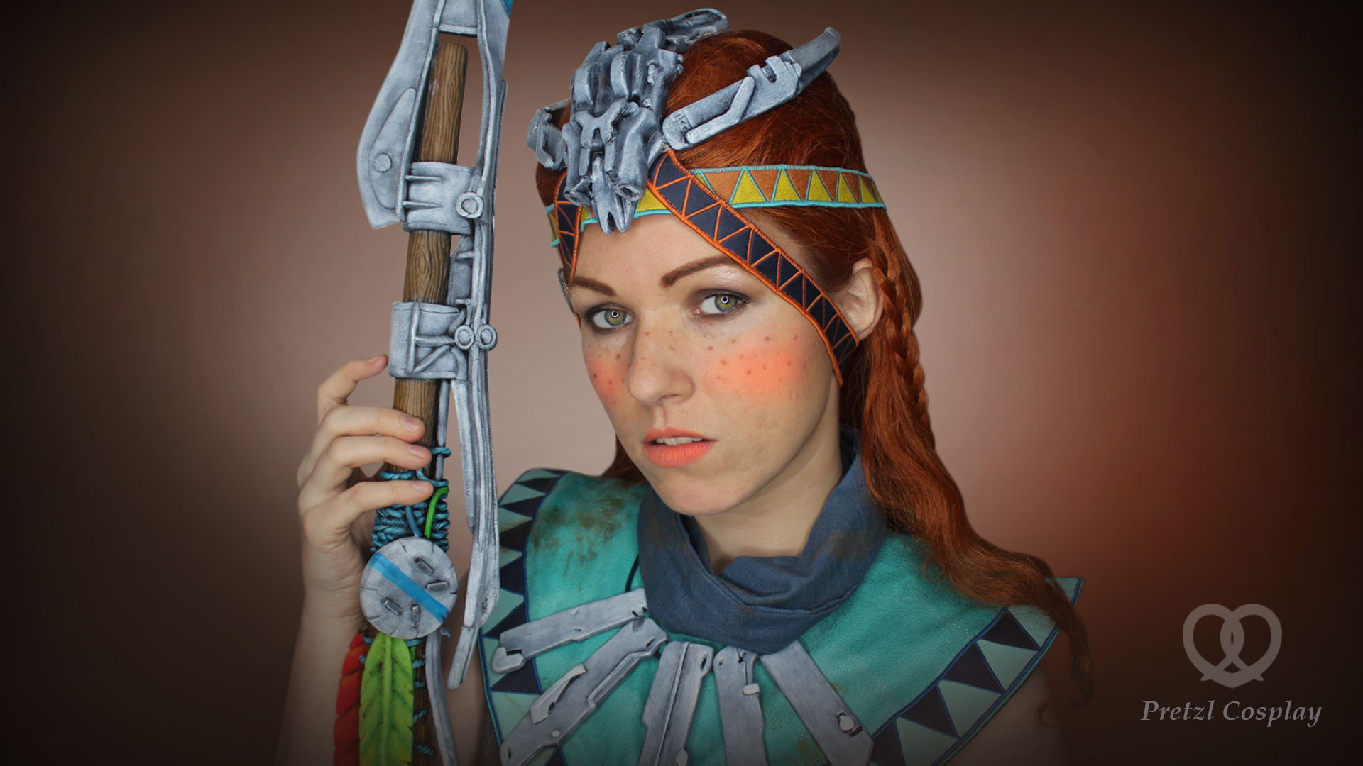 Wallpaper Aloy spear