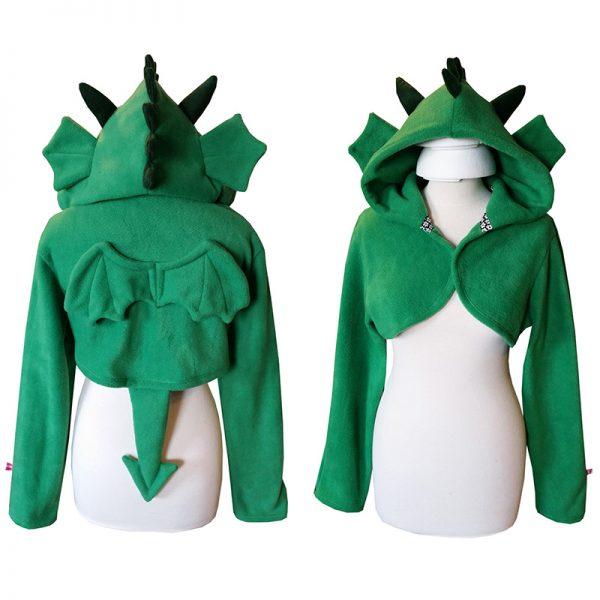 Green dragon shrug