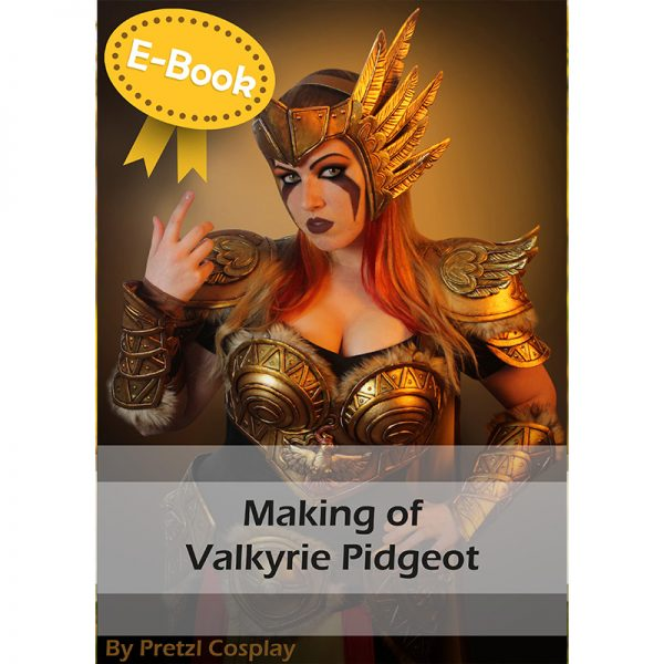 Valkyrie Pidgeot cosplay tutorial – E-book