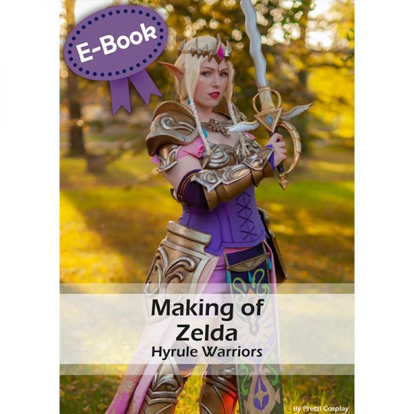Zelda cosplay tutorial – E-book
