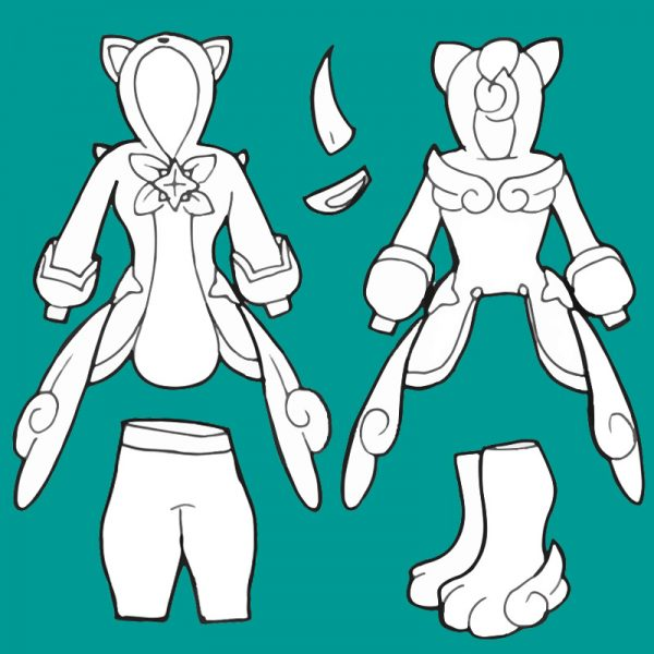 Pajama Soraka patterns
