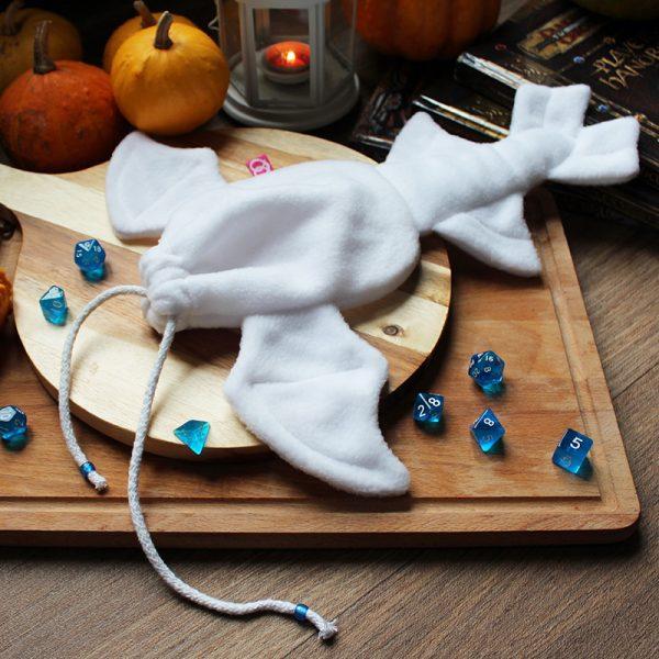 White dragon dicebag