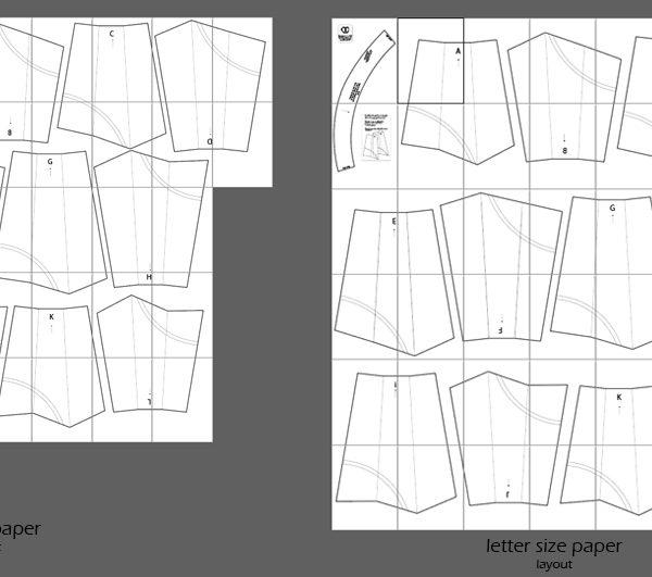 Starguardian Xayah patterns
