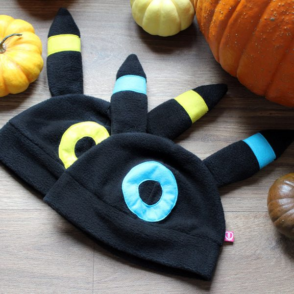 Umbreon beanie hat