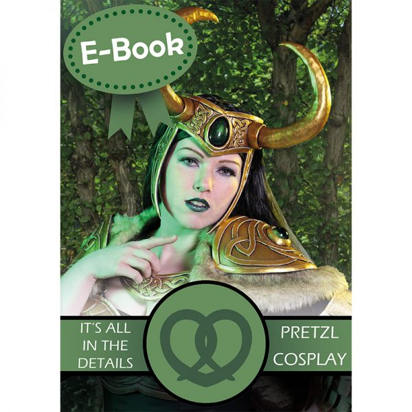 It's all in the details, how to create Worbla details – E-book