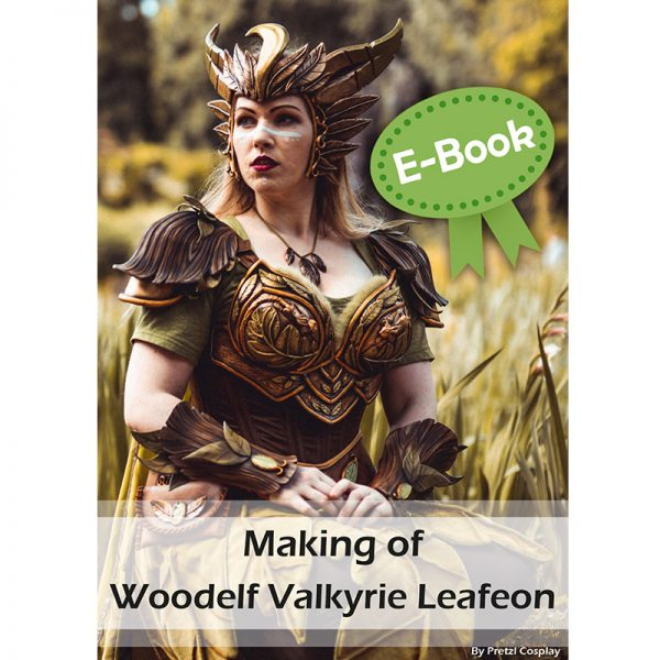 Woodelf Leafeon cosplay tutorial – E-book