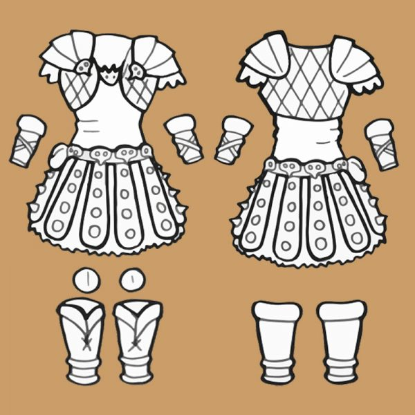 Astrid Hofferson cosplay patterns