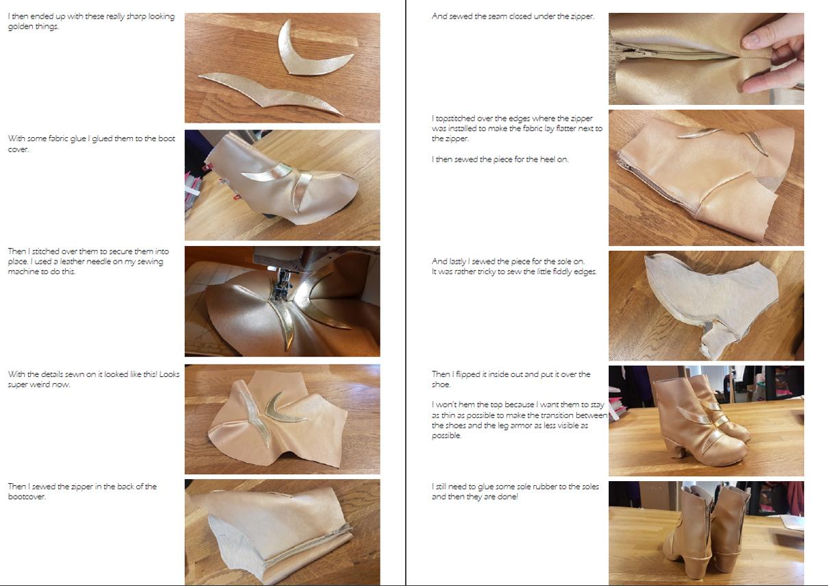Sewing Patterns Zelda