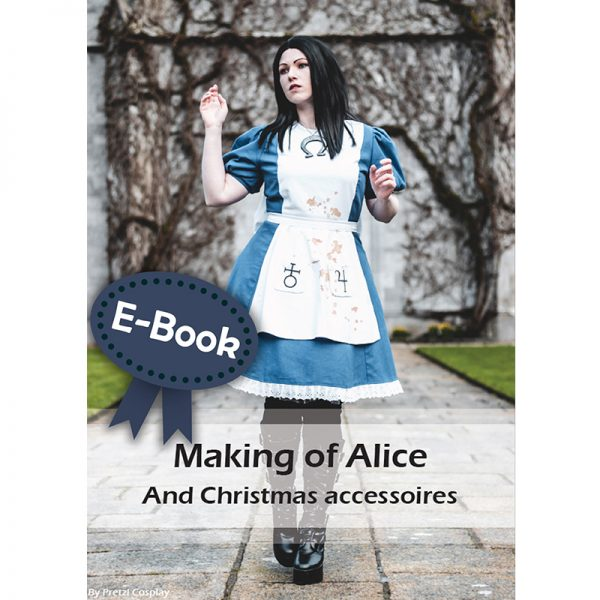 Alice cosplay tutorial – E-book