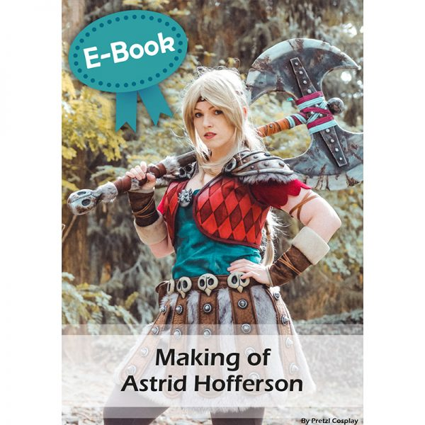 Astrid Hofferson cosplay tutorial – E-book