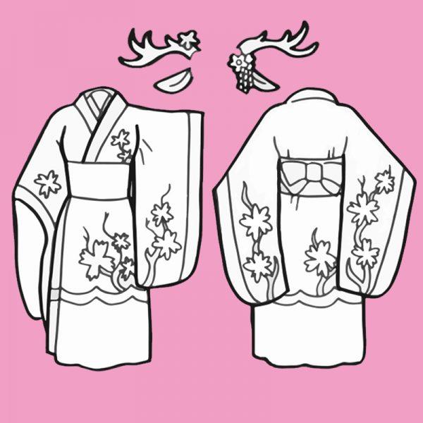 Kimono Faun Sawsbuck pattern