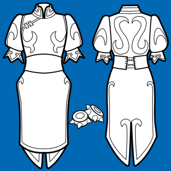 Chun Li patterns