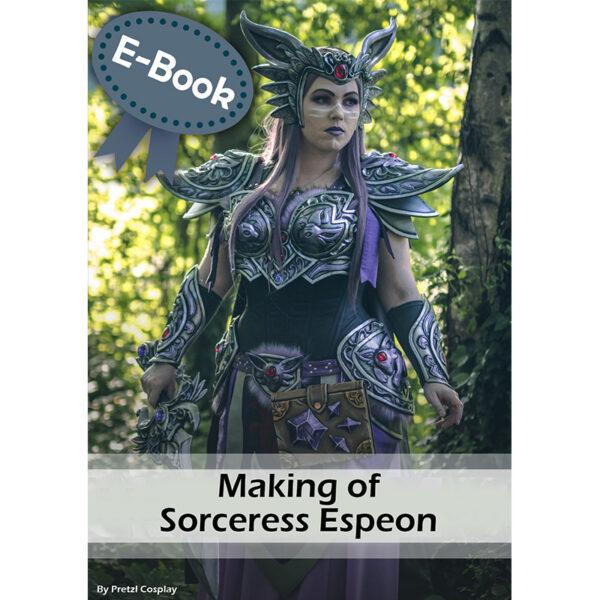 Sorceress Espeon cosplay tutorial – E-book
